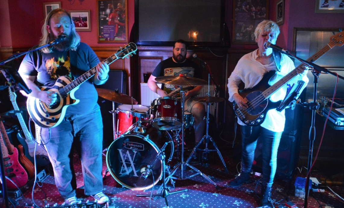 Wickerman Live at The Mariner in Folkestone